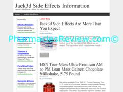 jack3dsideeffects.net review