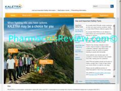 kaletra.com review