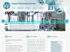 kalpapharmaceuticals.com review