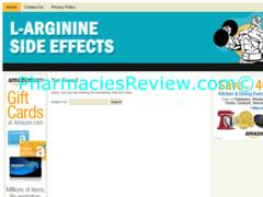 l-argininesideeffects.net review