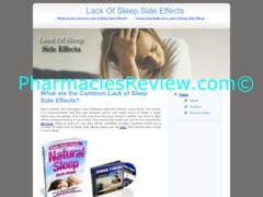 lackofsleepsideeffects.org review