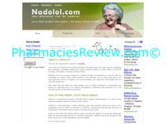 nadolol.com review