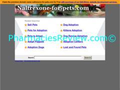 naltrexone-for-pets.com review