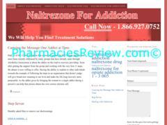 naltrexoneforaddiction.com review
