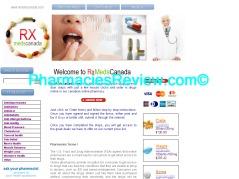 rxmedscanada.com review
