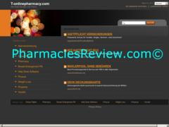 t-onlinepharmacy.com review