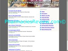 tabletrxprescriptionpills.com review