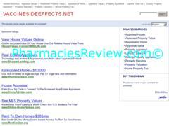 vaccinesideeffects.net review