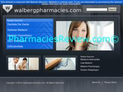 walbergpharmacies.com review
