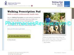 walkingprescriptionpad.com review