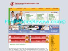 wallgreensonlinedrugstore.com review