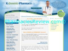 x-generic-pharmacy.com review