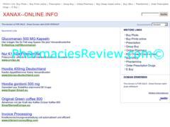 xanax--online.info review