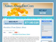 xanax-abuse.com review