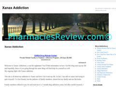 xanax-addictions.com review