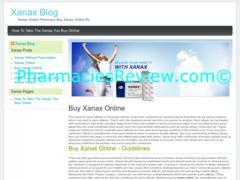 xanax-blog.com review