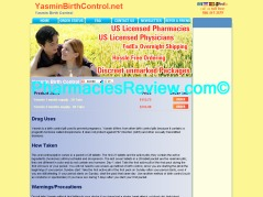 yasminbirthcontrol.net review