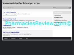 yasminsideeffectslawyer.com review