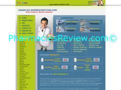 zanaflex-noprescription.com review