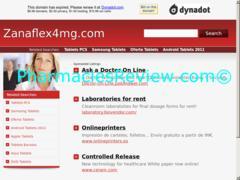 zanaflex4mg.com review