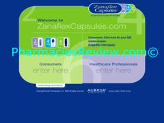 zanaflexcapsules.net review