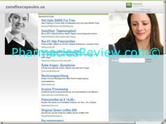 zanaflexcapsules.us review