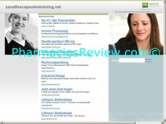 zanaflexcapsulestraining.net review