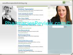 zanaflexcapsulestraining.org review