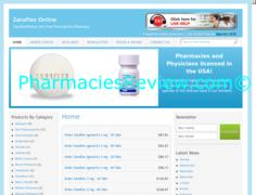 zanaflexonline.info review