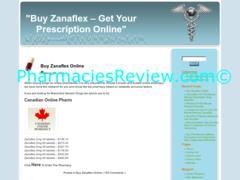 zanaflexpharm.com review
